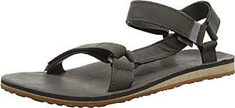 a97c2a365c Teva Herren M Original Universal Premium Leather Sandalen, Grau (Grey),  48.5 EU
