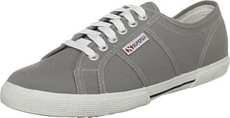Superga 2950 Cotu, Unisex Adults Lace-Up, Grey Sage, 10.5 UK (45 EU)