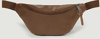 Eastpak Braunes Leder Springer Banana Bag - U | leather | brown - Brown/Brown