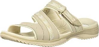 Dr. Scholls Womens Day Slide Sandal, Taupe Action Leather, 11 M US