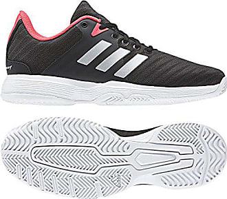 Femme Chaussures Court 44 W Tennis adidas Barricade Noir 2 de EU 3 000 Negro wqtn1xYgx