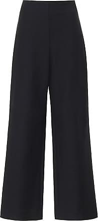 The Row Rooka wide-leg cotton twill pants