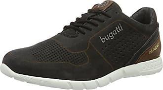 Bugatti Herren K19015 Sneaker, (schwarz 100), 43 EU f2228cc7ef