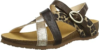 Think Womens 686331_Julia Sling Back Sandals, Multicolour Pallisandro Kombi 27, 9 UK