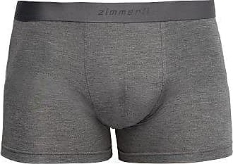 Zimmerli 700 Pureness Stretch-jersey Boxer Briefs - Mens - Grey