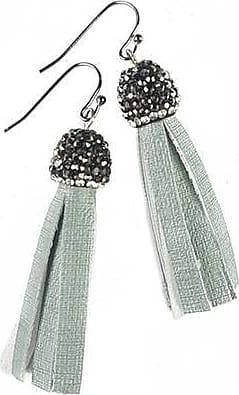 Fabulina Designs Tisla Earrings - Matte Teal