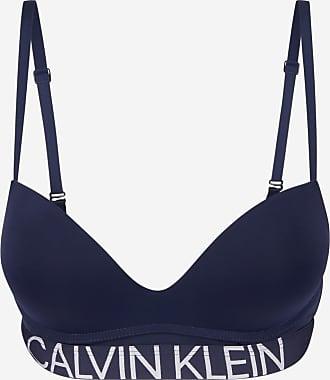 3a07c56735c Calvin Klein Soutien-gorge push up Statement 1981 Bleu Calvin Klein