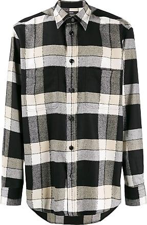 Diesel Camisa flanelada xadrez - Preto