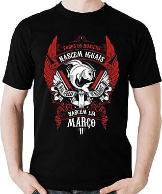 Dragon Store Camiseta Homens de Março Peixes os Melhores Signo