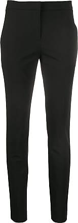 Frankie Morello Calça de alfaiataria cintura média - Preto