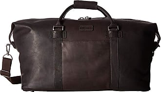 Kenneth Cole Reaction Colombian Leather - I Beg To Duffel (Brown) Duffel Bags