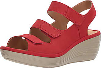 8463cc0dd34 Clarks Womens Reedly Juno Wedge Sandal