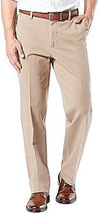 Dockers Men/'s Classic Fit Workday Khaki Smart 360 Flex Pants Khaki 38W x 34L