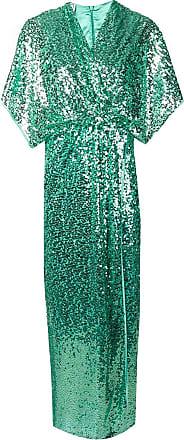 In The Mood For Love Vestido Vanessa com paetês - Verde