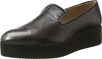 CMT EU Noir Femme Loafers 37 Cabed Black Mocassins Unisa qw6p5p