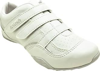 Kolosh Tênis Kolosh Velcros Feminino - Branco - 39