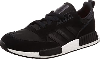 adidas Originals Mens Mens Boston R1 Trainers in Black - UK 8