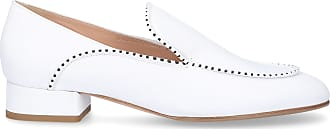 Unützer Loafers 8860 nappa leather white