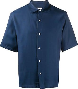 Sandro Camisa mangas curtas - Azul