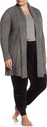 Barefoot Dreams Montecito Open Knit Cardigan (Plus Size)