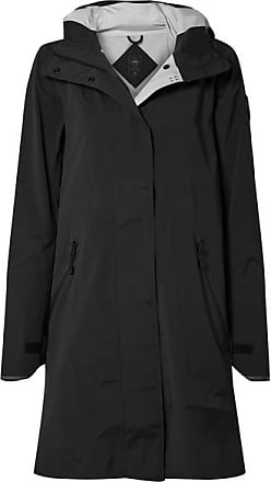 Canada Goose Kitsilano Hooded Reflective-trimmed Shell Jacket - Black