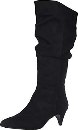2dcf215a4e1 Kenneth Cole Reaction Womens Kick-ing Knee High Slouch Boot