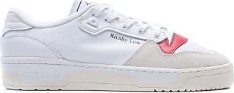 adidas TÊNIS MASCULINO RIVALRY LOW - BRANCO