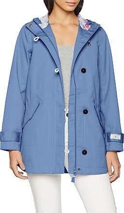Joules Womens Coast Coat, Blue (Blue Blue), (Size: 10)