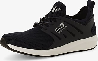 Emporio Armani Herren Sneaker blau