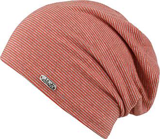 Chillouts Bonnet Pittsburgh gris / rouge