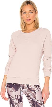 Maaji Quilted Sweatshirt in Blush