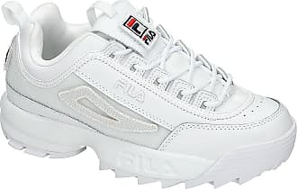 Fila Disruptor II Patches Sneakers white