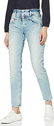 80%OFF Herrlicher Damen Straight Leg Jeanshose Pitch Denim