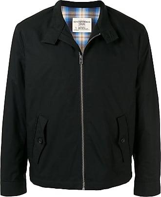 Kent & Curwen tab collar jacket - Black