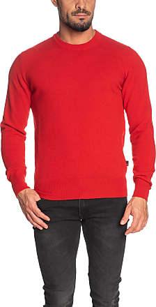 Woolrich Woolrich Supergeelong Mens Crew Neck Shirt Blue Size: Medium