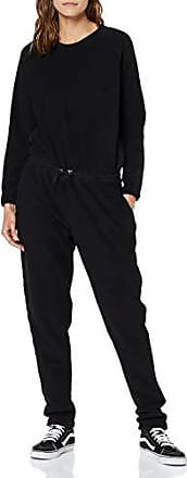 Urban Classics Ladies Long Sleeve Terry Jumpsuit Monopezzo Donna