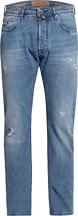 Jacob Cohen Destroyed Jeans J688 COMFORT LIMITED Slim Fit - W3-003 HELLBLAU