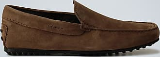 Tod's Veloursleder-Mokassins City Gommino