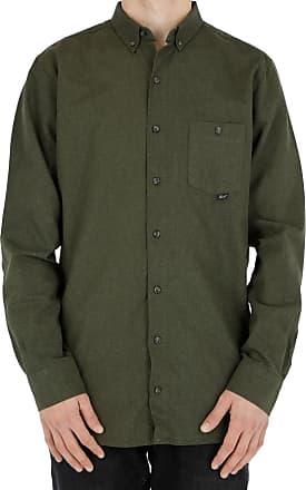 Reell Melange Shirt AW18, Khaki XL Artikel-Nr.1302-035 - 02-007