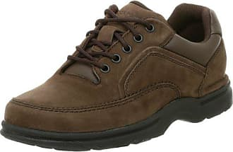 Rockport Mens Eureka Walking Shoe-Chocolate-8.5 M 4e9dfe921ac