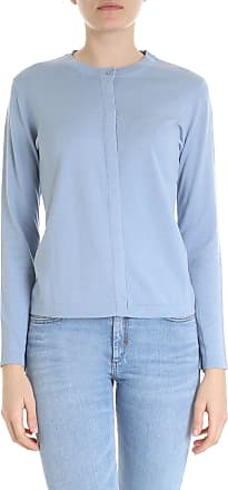 Weekend by Max Mara Cardigan in seta e cotone color carta da zucchero 6497f7437f3