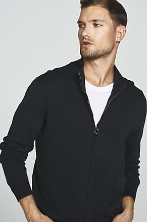 North Sails Wool Zip-Up Cardigan
