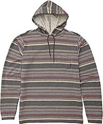 Billabong Young Men/'s Classic Pull Over Fleece Sweater