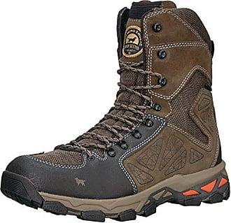 Irish Setter Mens Ravine-2885 Hunting Shoes, Gray/Black, 10.5 D US