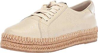 60ae406b0515 Kaanas Womens Arizona Leather Espadrille Platform Lace-Up Sneaker