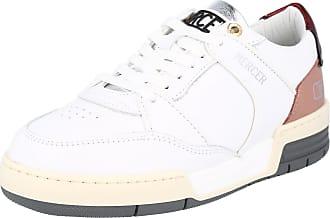Mercer Amsterdam Sneaker bassa BASKET 89 bianco / rosso / rosa