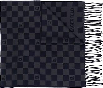 Karl Lagerfeld KL Checked sacrf - Azul