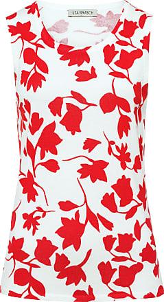 Uta Raasch Knitted top floral pattern Uta Raasch multicoloured