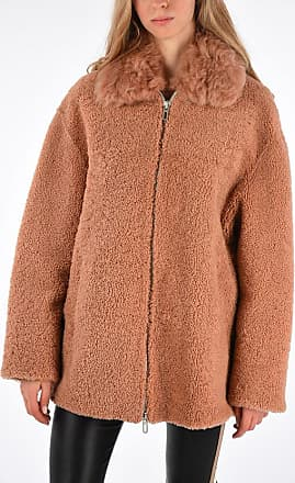 Drome Real Fur Coat Größe S