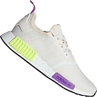 adidas Herren Schuhe Sneaker NMD R1 grau 36 23: Schuhe